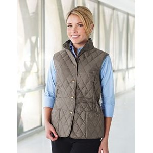 Women's Lilac Bloom® Bailey Diamond Quilted Vest